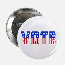 """Cute Register to vote 2.25"""" Button (10 pack)"""