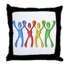 Cute Sls Throw Pillow