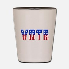Cute Vote Shot Glass