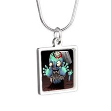Zombie Monster Cartoon Necklaces