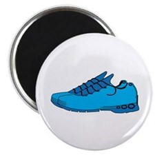 Blue Sneaker Magnets