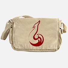 Cute Stroke Messenger Bag