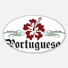 Cute Portuguesa Decal