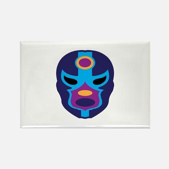 Lucha Libre Mask Magnets