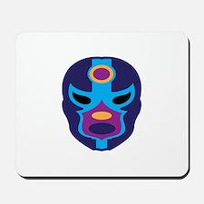 Lucha Libre Mask Mousepad