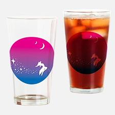 Stars sky Drinking Glass