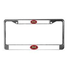 Brew Master License Plate Frame
