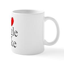 """""""I Love Eagle Lake"""" Mug"""