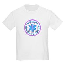 EMT Logo Pastel T-Shirt