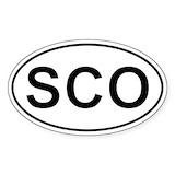 Sco Stickers
