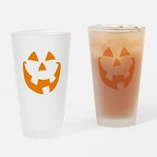Halloween Drinking Glass