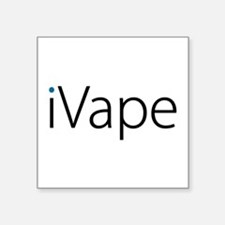 iVape Vaping Electronic Cigarette Fan Sticker