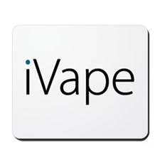 iVape Vaping Electronic Cigarette Fan Mousepad