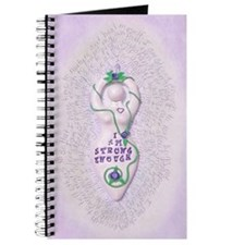 Strong Enough Goddess Journal