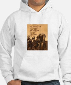 No Amnesty...for Paleface Loo Hoodie