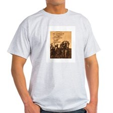 No Amnesty...for Paleface Loo T-Shirt