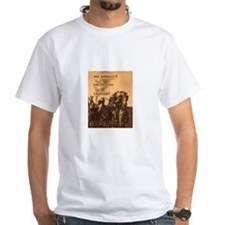 No Amnesty...for Paleface Loo Shirt