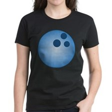 Blue Bowling Ball T-Shirt