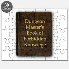 Dungeon Master's Bk Forbidden Knowledge Puzzle