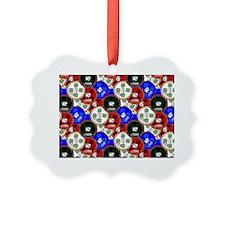 Casino Chips Ornament