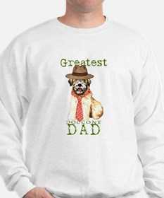 Wheaten Dad Sweatshirt