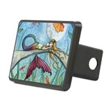 Mermaid Hitch Covers
