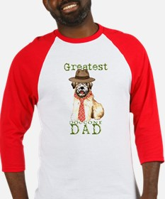 Wheaten Dad Baseball Jersey