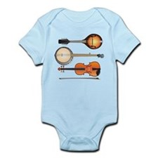 Cute Bluegrass Infant Bodysuit