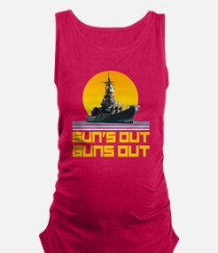 Funny - Sun's Out, Guns Out - Battleship Maternity