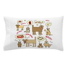 Unique Pets Pillow Case