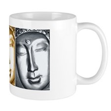 Buddha faces Mug