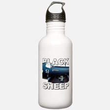 Black Sheep Squadron VMA-214 Water Bottle