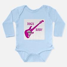 Rock Baby Body Suit