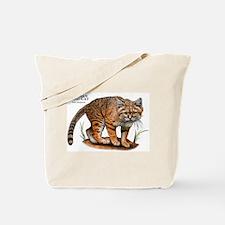 Arabian Sand Cat Tote Bag