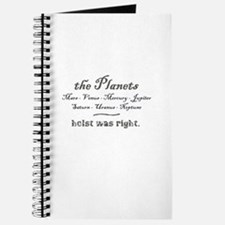 thePlanets Journal