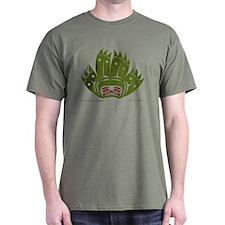 S'axt' Yeigi (Devil's Club Spirit) T-Shirt