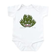 S'axt' Yeigi (Devil's Club Spirit) Infant Bodysuit