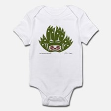 S'axt' Yeigi (Devil's Club Spirit) Infant Bodysuit