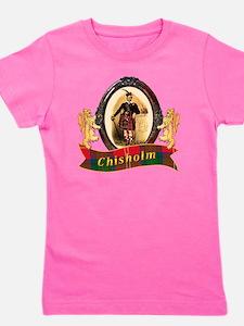 Chisholm Clan Girl's Tee
