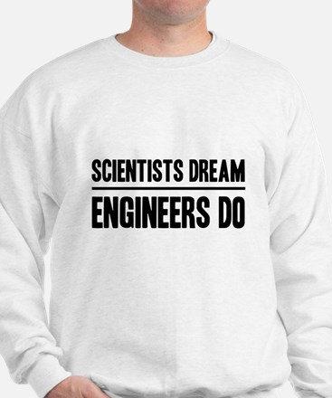 Scientists dream engineers do Jumper