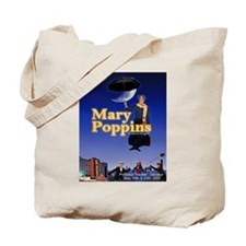 Unique Mary poppins Tote Bag