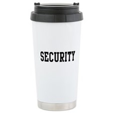 Security Travel Mug