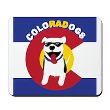 ColoRADogs_square_logo-01 Mousepad