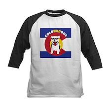 ColoRADogs_square_logo-01 Baseball Jersey