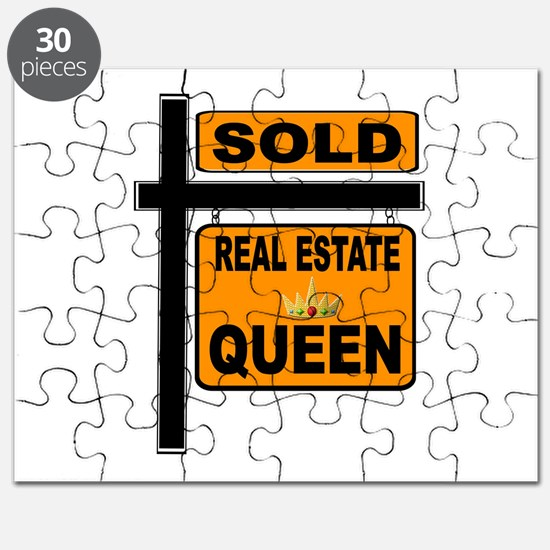 REAL ESTATE QUEEN Puzzle