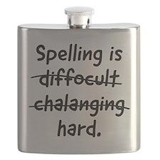 Spelling is hard Flask