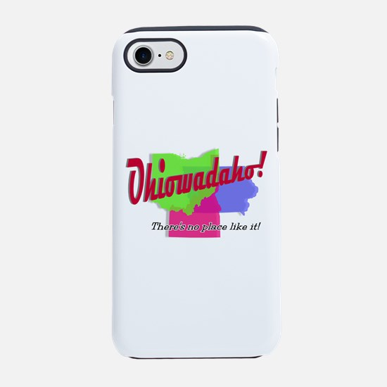 Ohiowadaho iPhone 7 Tough Case