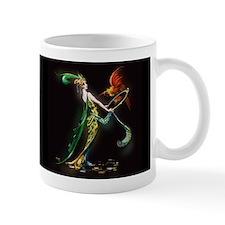 Mavis Vivadou Art Deco Cover Lady Small Mugs