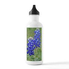 Funny Bluebonnet Water Bottle