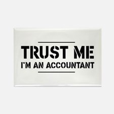 Trust me i'm an accountant Magnets